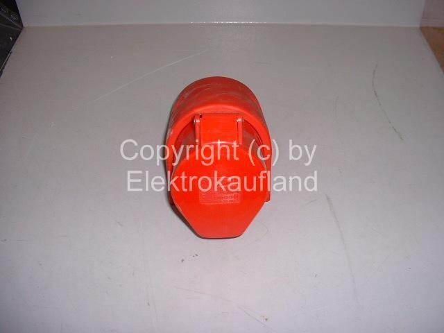 CEE-Wandsteckdose AP 400V/32A 5-polig 6h IP44