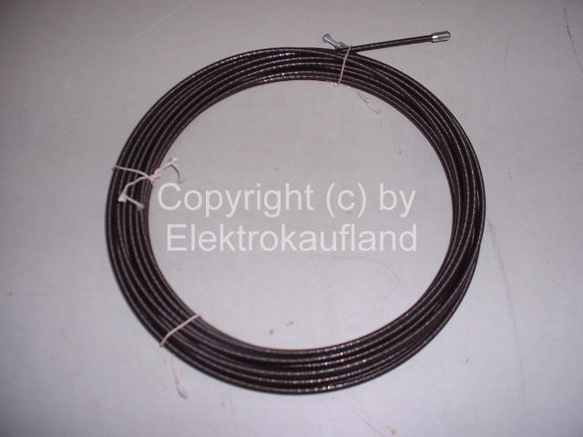 Einziehband (Zugband) Metall 10m