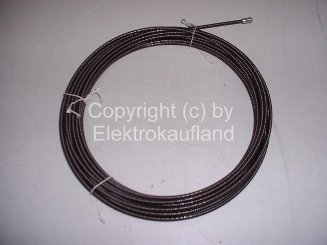 Einziehband (Zugband) Metall 15m