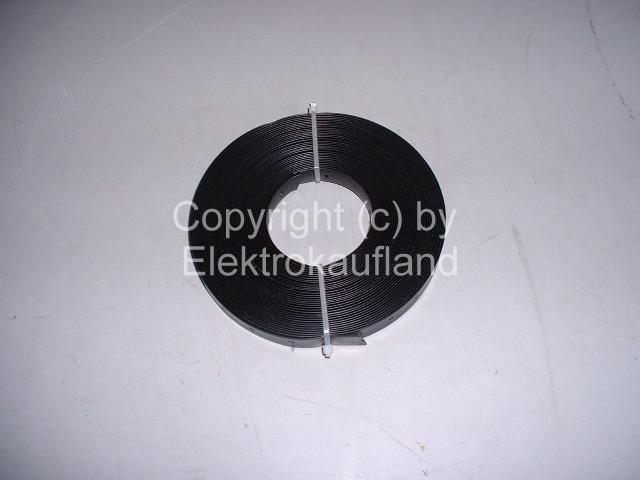 Montageband Kunststoff gelocht 13x1,2mm