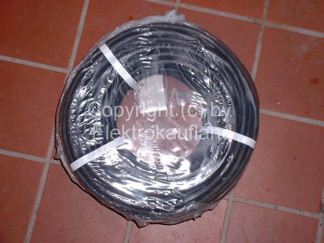 Gummileitung H07RN-F 5x1,5mm² METERWARE