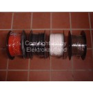Lautsprecherkabel flexibel 2x0,75mm² grau 100m